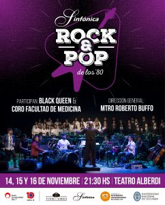 Rock & Pop de los 80